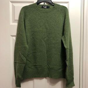J. Crew Lambswool Men's Sweater